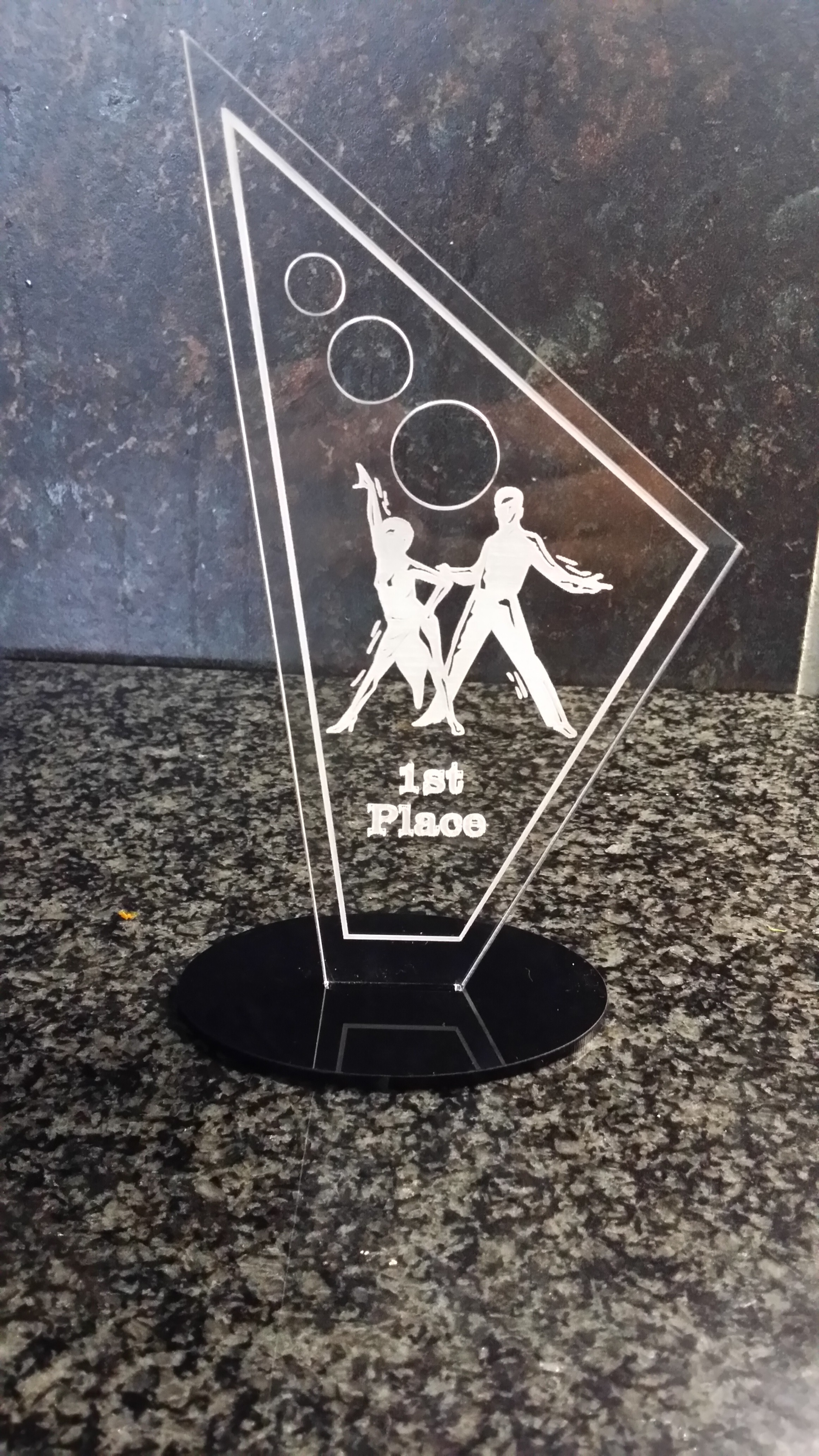 Acrylic Medal And Trophy Magic
