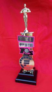 special laser trophy