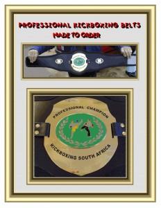 belt boxing